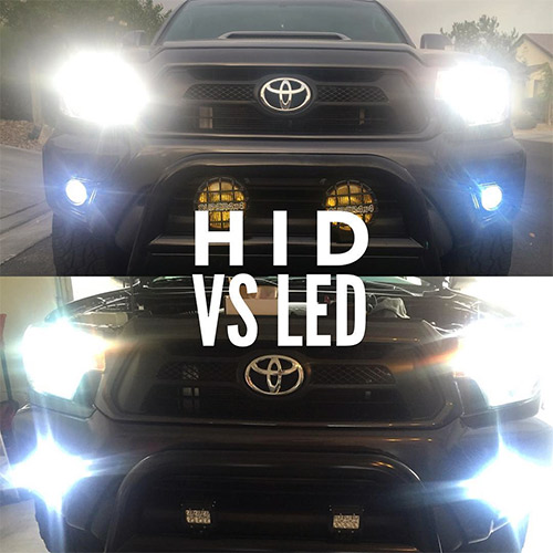 LED vs HID Car Headlights: Which One Is Better?