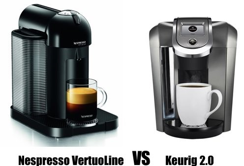 Nespresso vs Keurig: the best everyday coffee