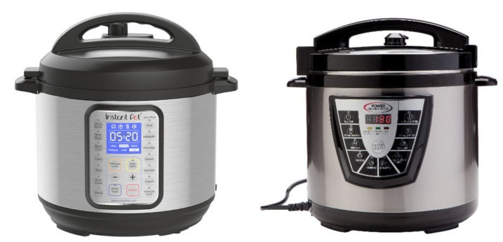Instant Pot vs Power Pressure Cooker: the best indispensable kitchen device