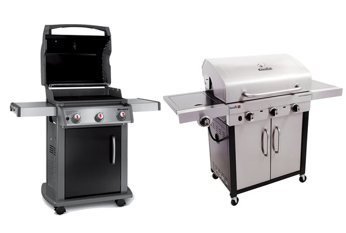 Char Broil vs Weber Grills: Best BBQ Options Compared