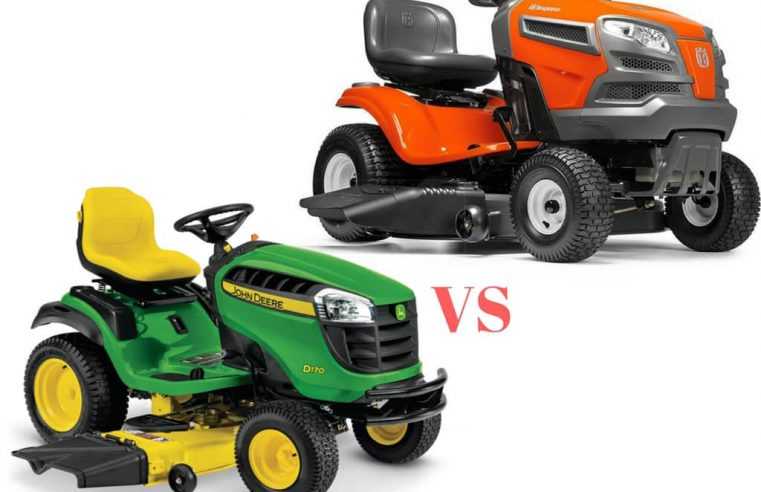 John Deere vs. Husqvarna Comparison: Picking the Best Lawnmower