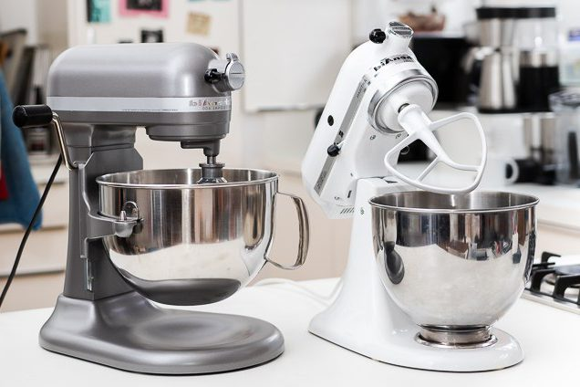 KitchenAid VS Cuisinart stand mixers: anything but a simple choice