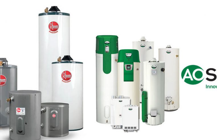 Rheem vs. AO Smith Comparison – What is the Best Water Heater?