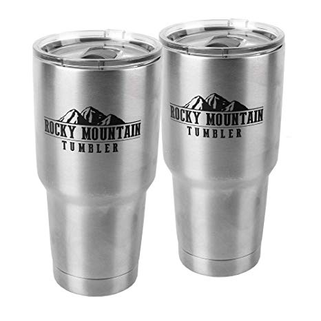 Rocky Mountain Tumbler vs Yeti