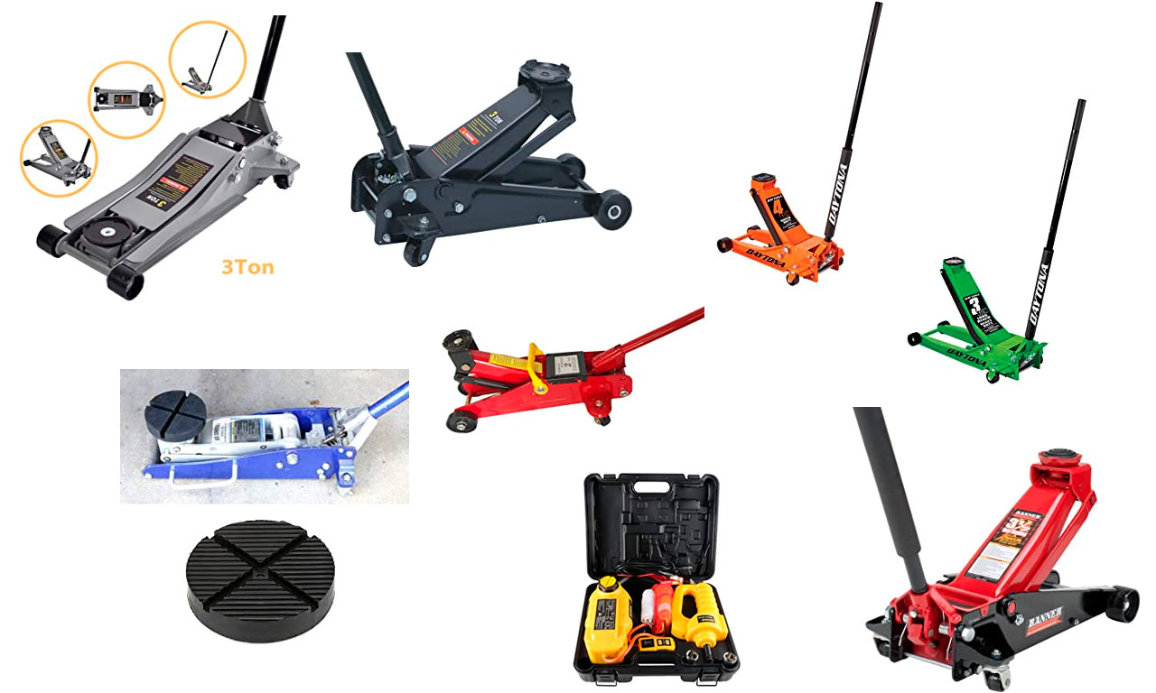 How to Choose the Best Automotive Floor Jack