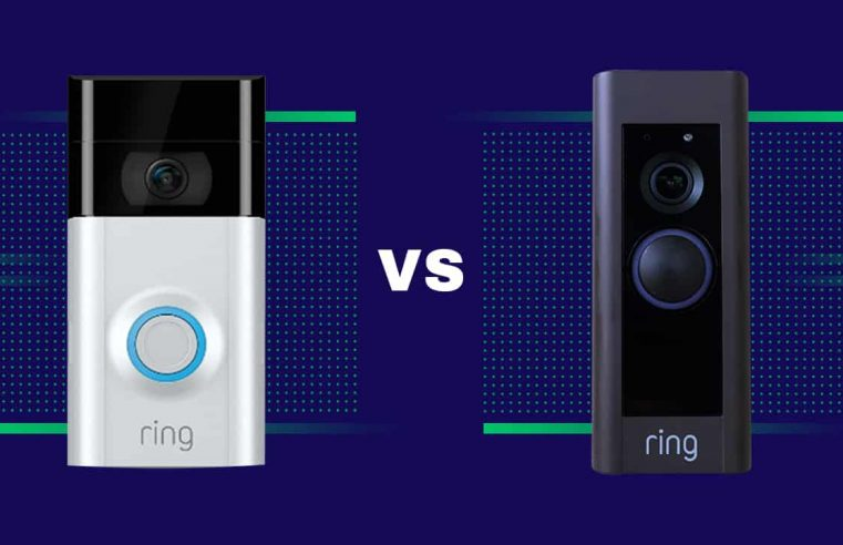 Ring Doorbell 2 VS Pro