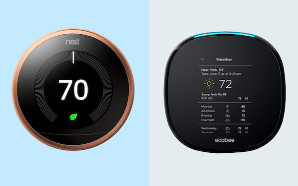 Ecobee4 vs Nest: What is the Best Smart Thermostat?