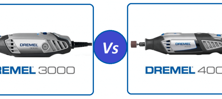 Dremel 4000 vs. Dremel 3000: Which Toolkit is Better for You?