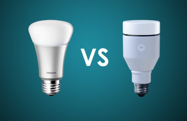 LIFX Vs. Philips Hue: Which Multi-Color Homekit Smart Bulbs are Best?