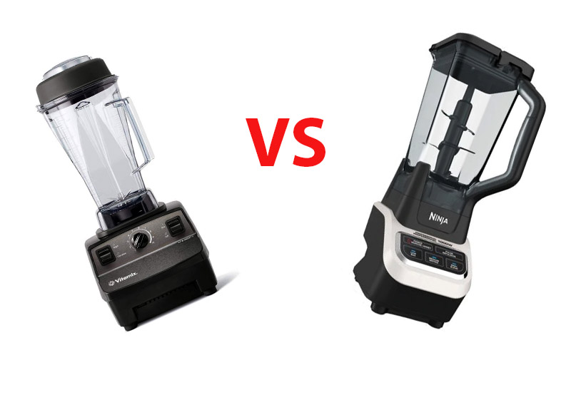 Vitamix VS Ninja – Blender Comparison