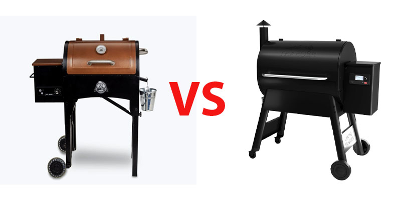 Which Pellet Grille is Better Pit Boss or Traeger?