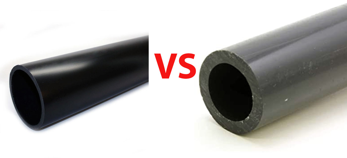 Schedule 40 vs 80 – Buy the Right PVC Pipe