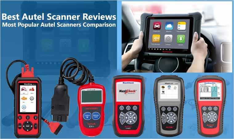 Innova Vs Autel Scanner