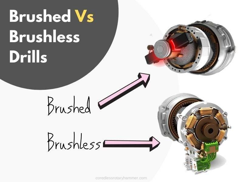 Brushless Vs Brushless Drill