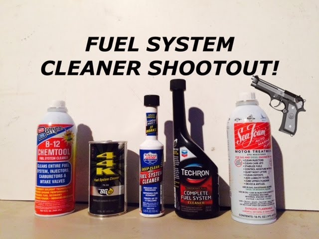 Techron Fuel System Cleaner Vs Seafoam